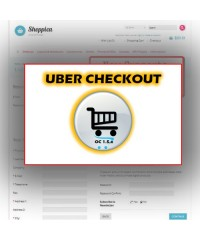 Uber Checkout-Improved Checkout